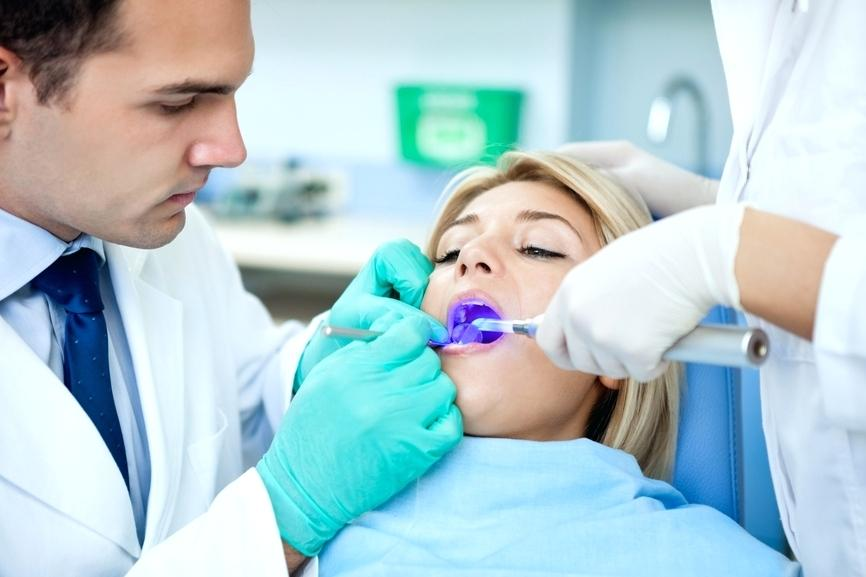 teeth fillings dentist clinic services photo image